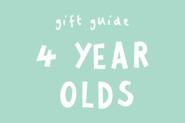 What to buy a 4 year old