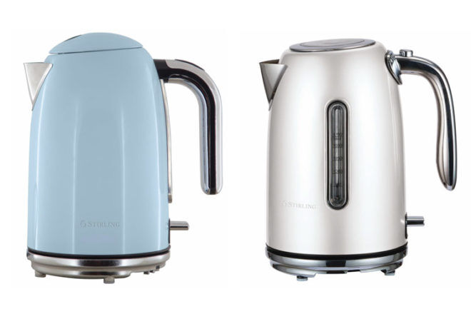 Recall: Aldi Sterling Electric Kettles