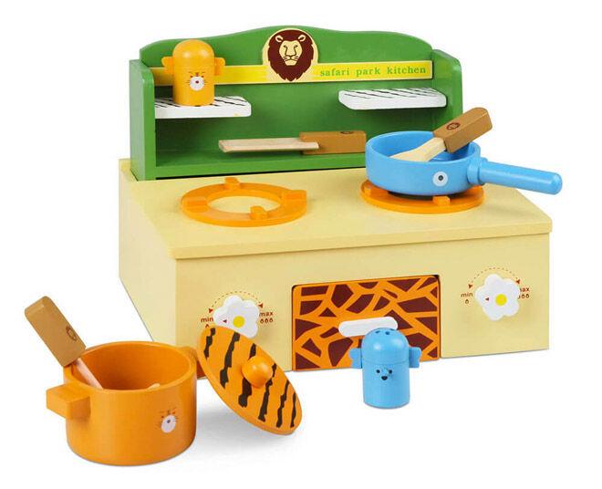 Big Fun club Safari Mini Play Kitchen
