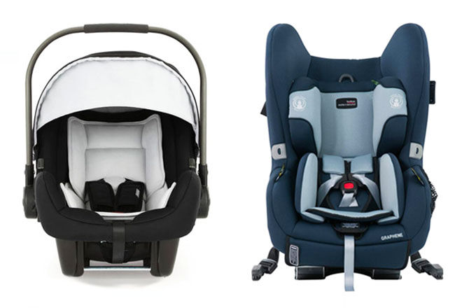 you should buy a car seat before your third trimester