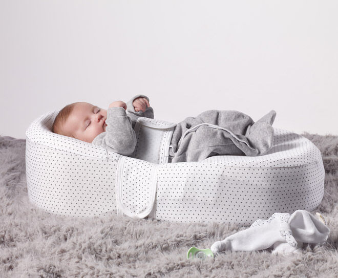 Coccoonababy bassinet alternative