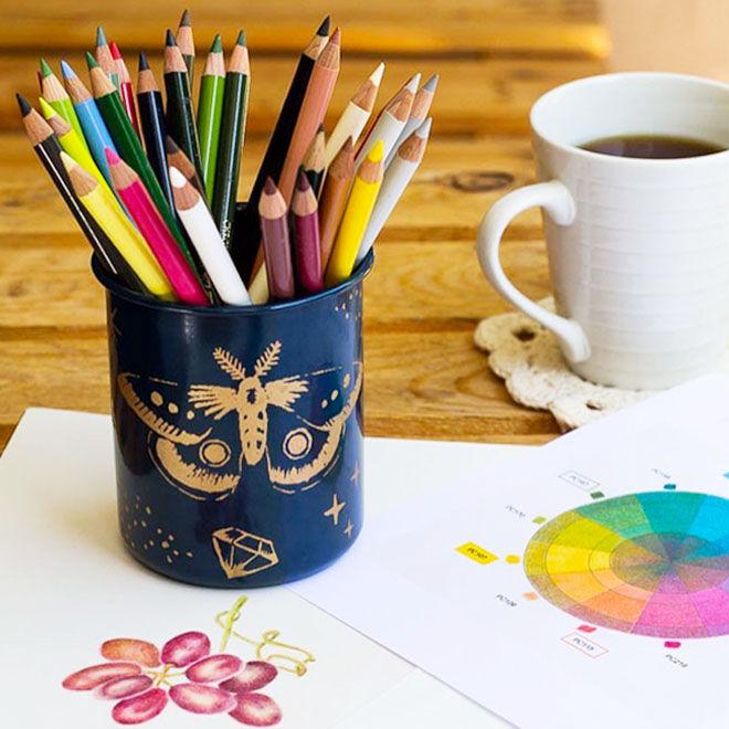 Pencil Cup, Danica Studio