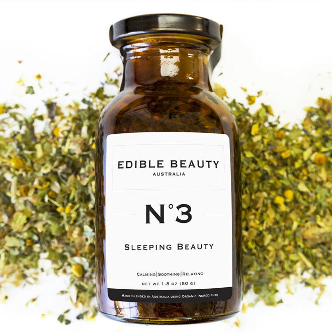 Edible Beauty, Sleeping Beauty Tea