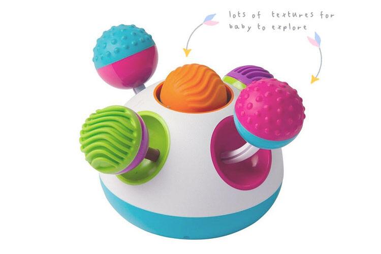 Klickity baby toy, FatBrain Toys