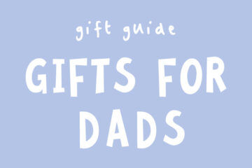 Gift ideas for dads