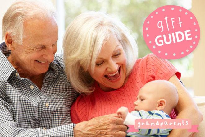 Gift ideas for grandparents | Mum's Grapevine