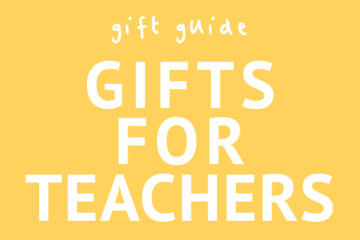 Best gift ideas for teachers and carers