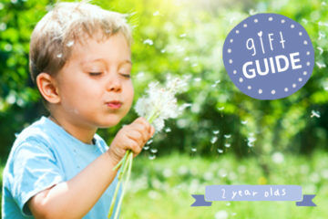 Gift ideas for 2 year olds