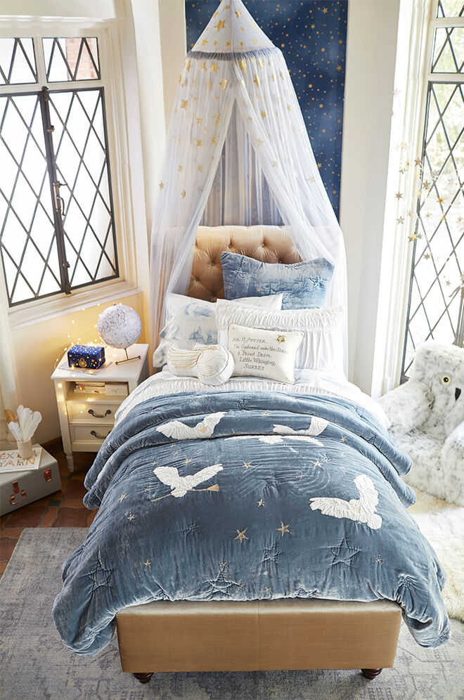 Harry Potter Pottery Barn Kids bed linen