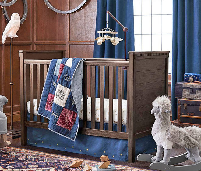 Harry Potter nursery for boys
