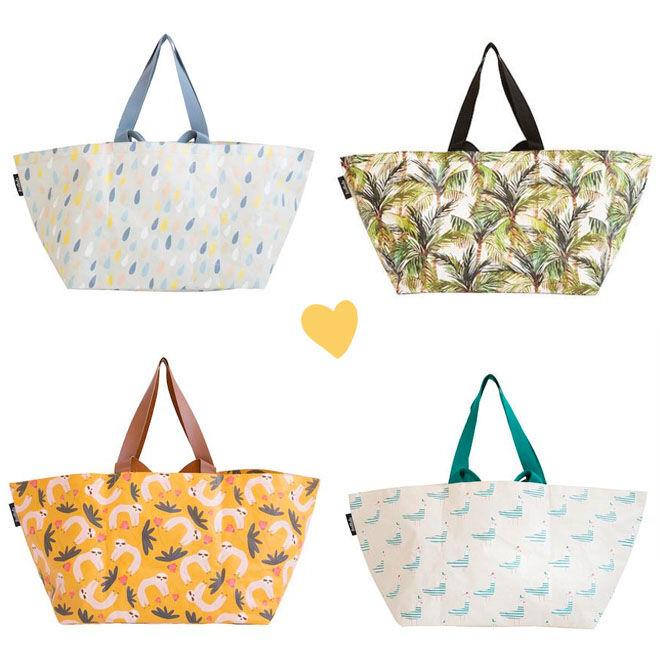 Kollab beach bags