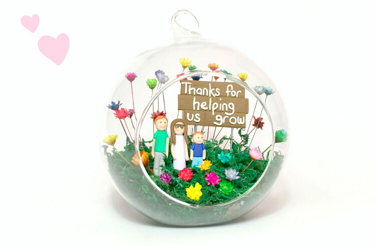 Little Fairy Blooms teachers gift