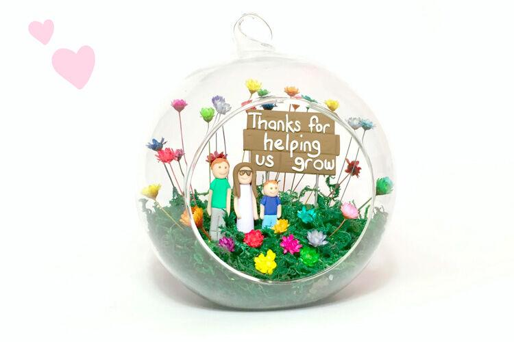 Little Fairy Blooms teachers gift