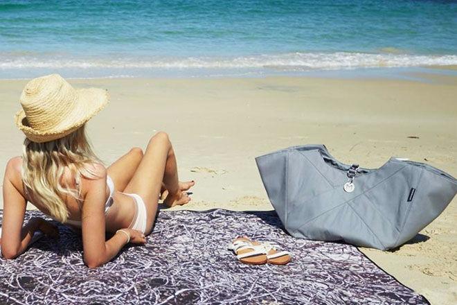 Murph&Murph beach bag