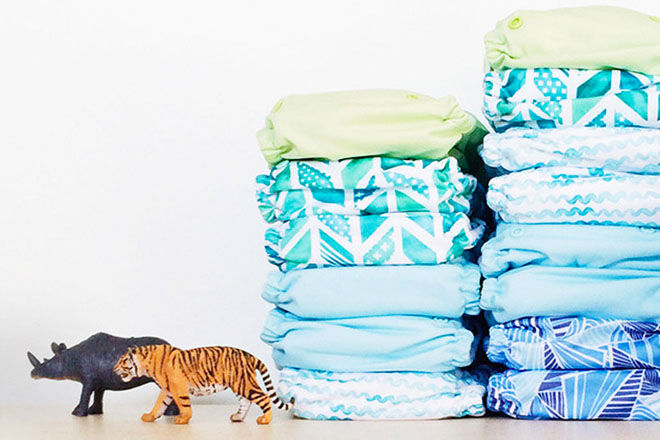 What nappies to buy before baby arrives