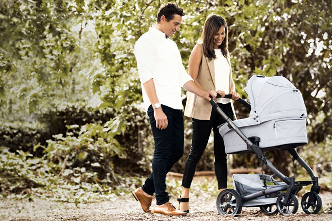 Be ready and make sure babies pram is on your list of what to buy before the third trimester