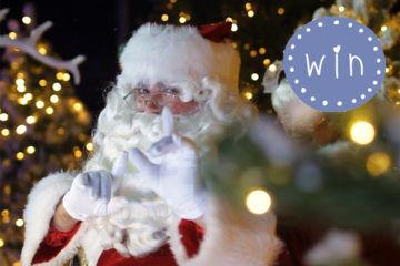 Santa's Magical Kingdom giveaway