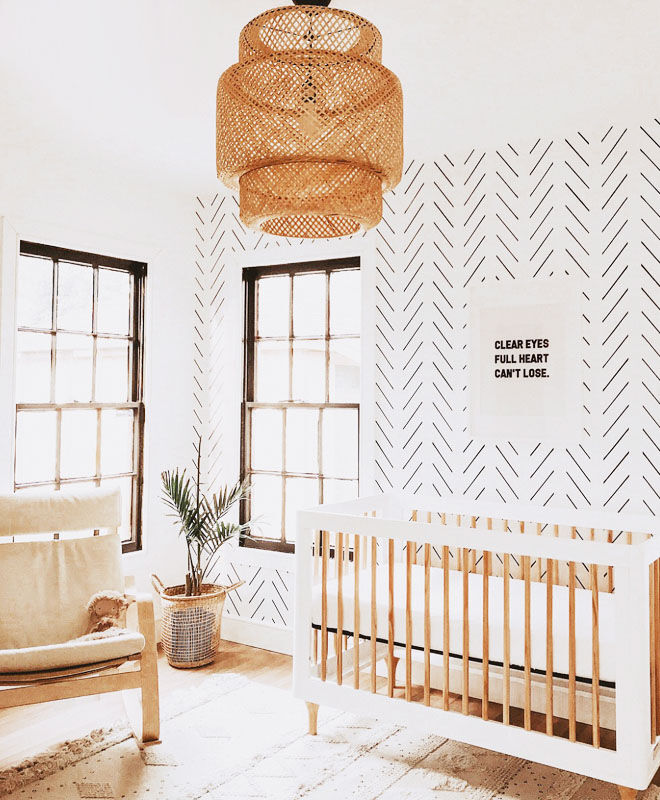 a handy guide on how to safely set up a cot in your nursery | Mum's Grapevine