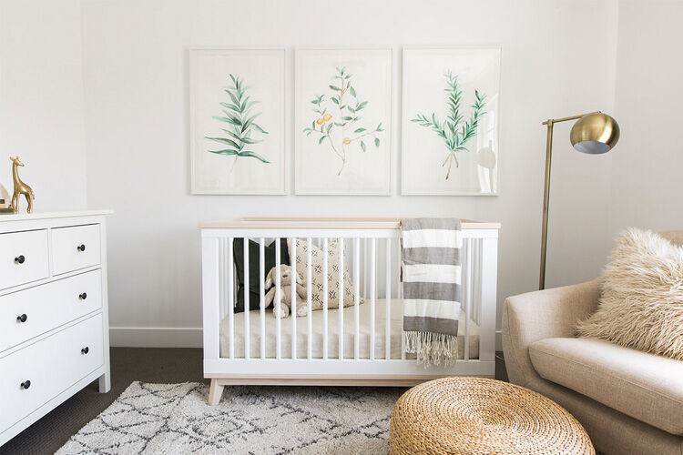 Step-by-step guide: How to plan a nursery | Mum's Grapevine