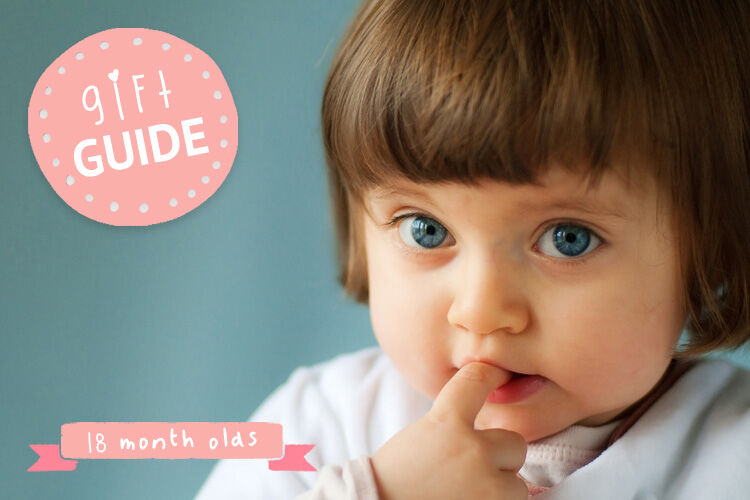 18 month olds Gift Guide