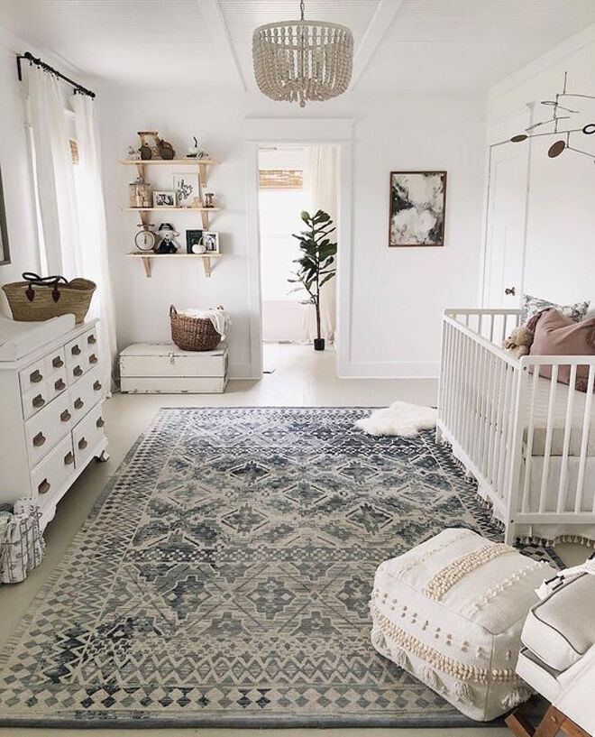 nursery layout and design