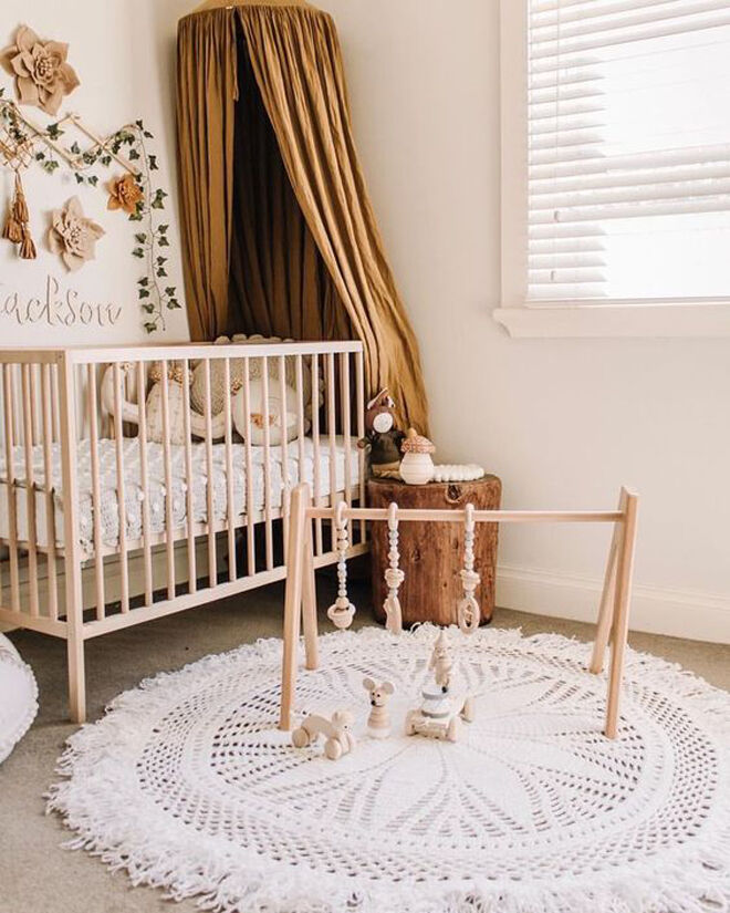 nursery plan layout design