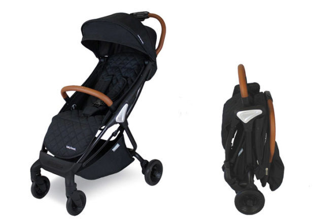 Travel Pram: Babyhood Air Compact Stroller