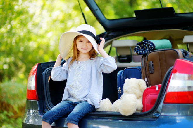 How much boot room will you need in your family car? | Mum's Grapevine