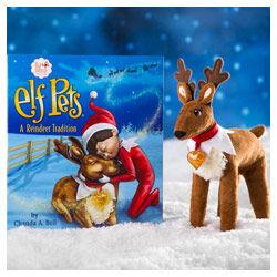 Elf on the Shelf Reindeer