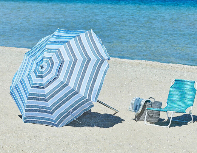 Elwood Beach Umbrella