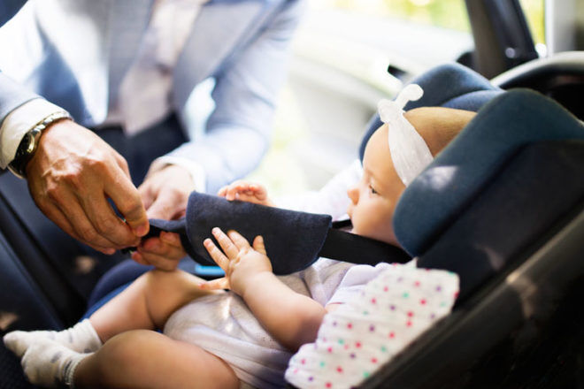 Important safety features of a family friendly car