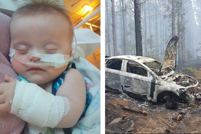 Baby Alexander's family tragedyk