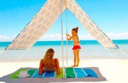 Hollie & Harrie Beach Tent and Sun Shade
