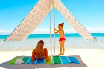 Hollie & Harrie Beach Tent and Sun Shade