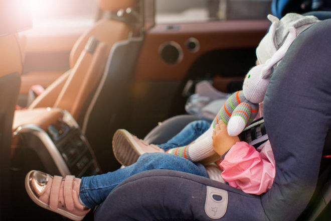 Interior of your family car - will it have the space you need?