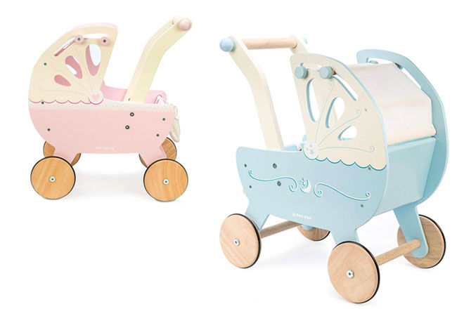 Le Toy Van doll pram