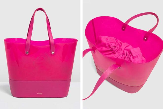 Beach Bags: LIpault Paris Pop 'N' Gum Beach Bag