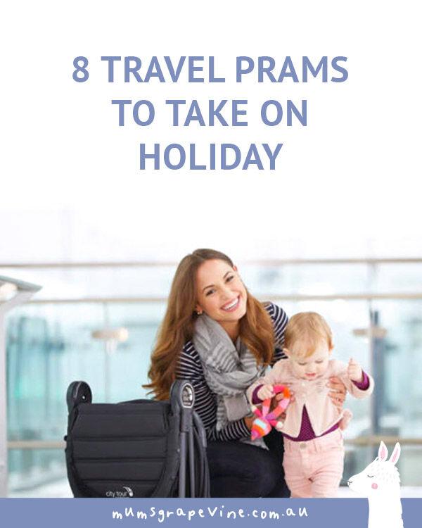 Best 8 travel prams