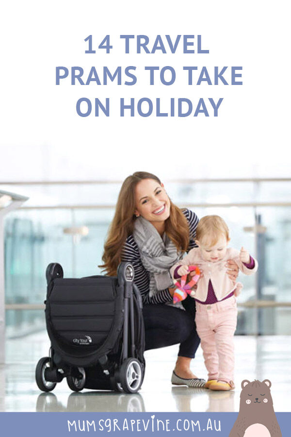 Best 14 travel prams