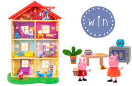 Peppa Pig Lights & Sounds Home Win