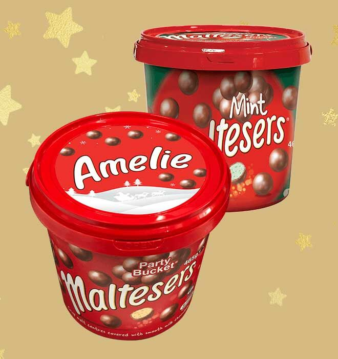 Personalised Maltesers