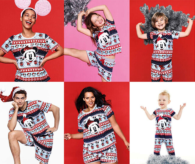 Matching Family Christmas Outfits Australia.Cotton On Kids Matchy Matchy Family Christmas Pj S Mum S