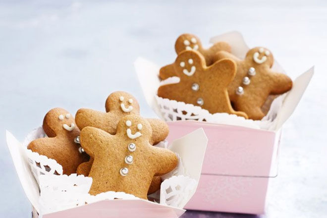 traditional gingerbread men recipe