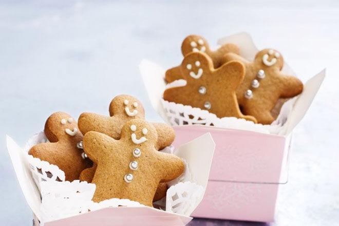 traditional gingerbread men recipe