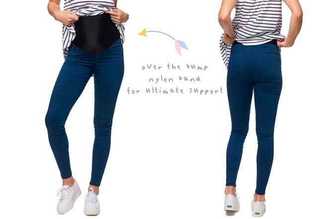 Bae the Label maternity jeans