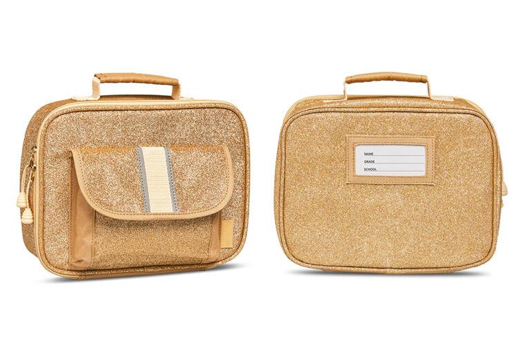 Bixbee glitter lunch bag