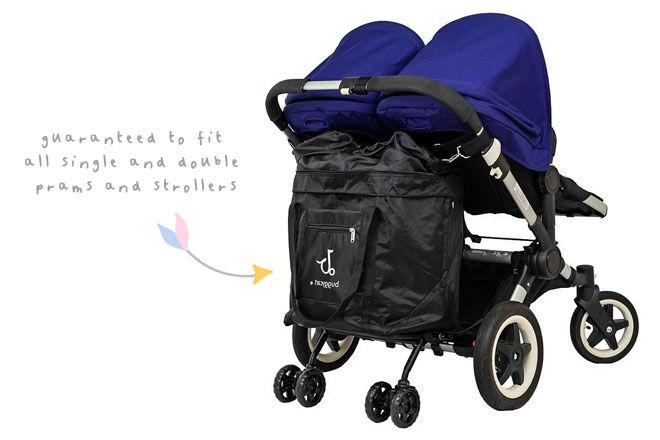 BuggyCart, the award-winning shopping cart for mums