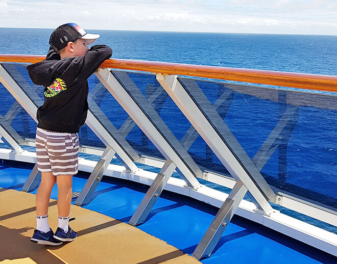 Carnival Legend family cruise review