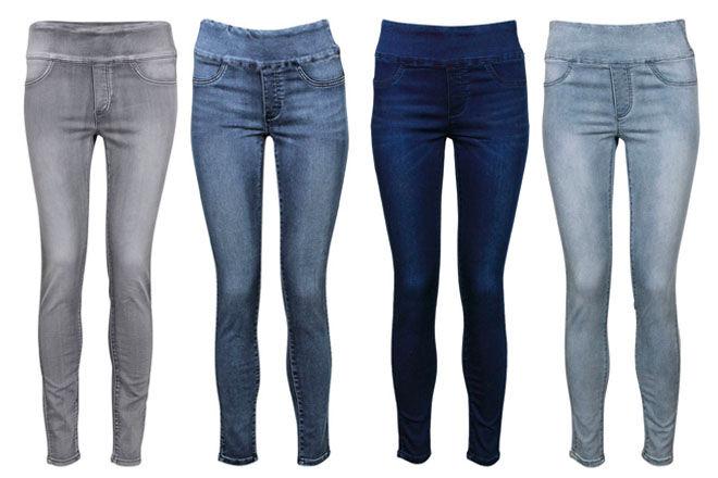 Riley skinny jeans, Decjuba