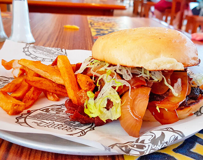 Guys Burger Joint Carnival Legend